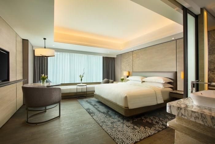 Marriott Hotels Enters Indonesian Market with Yogyakarta Marriott Hotel in World Heritage City