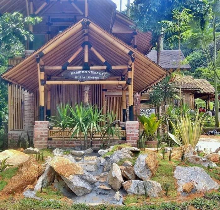 10. The Bamboo Village, Kuala Lumpur (10 Best Thematic Accommodations in Kuala Lumpur & Selangor)