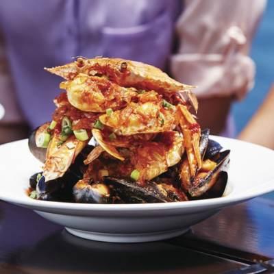 Western Australian seafood