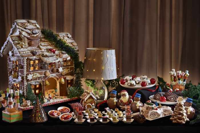 Lively Family Affair with a Holly Jolly Festive Feast at Four Points by Sheraton Puchong
