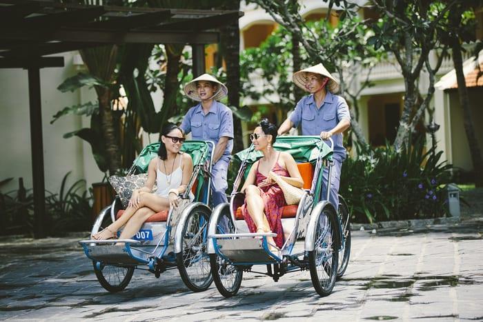 Ananatara Hoi An Cyclo Experience (Seeing Double in Central Vietnam with Anantara Hoi An Resort and AVANI Quy Nhon Resort & Spa)
