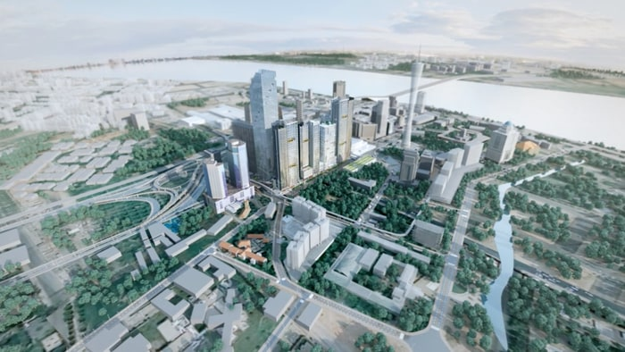 Eco Attractions in the Ibrahim International Business District (IIBD)