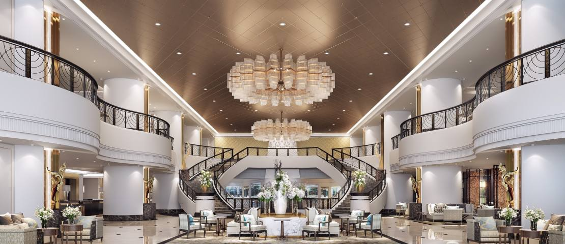 The Luxury Collection Announces Stunning Redesign of The Athenee Hotel in Bangkok