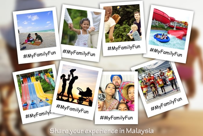 #SayangMalaysia Social Media Campaign is Back with #MyFamilyFun Photo & Short Video Contest