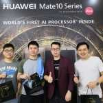 HUAWEI Mate 10 Pro: The Ultimate Intelligent Phone Arrives in Malaysia