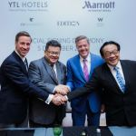 Marriott International and YTL Hotels Sign Agreements for New Hotels Across Asia