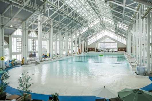 Club Med Tomamu Hokkaido, Japan 2