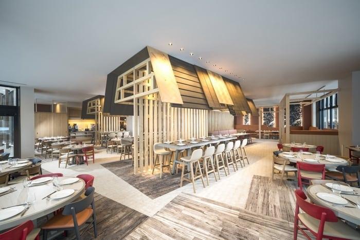 Club Med Tomamu Itara Restaurant - Farmhouse