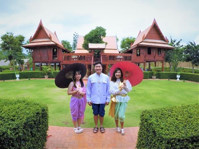 Muang Malika Ancient City