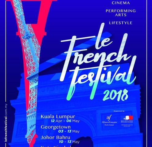 Le French Festival 2018: Bigger, Bolder, Better!