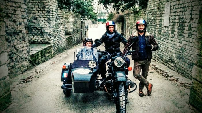 The Great Escape Private Motorcycle Tour
