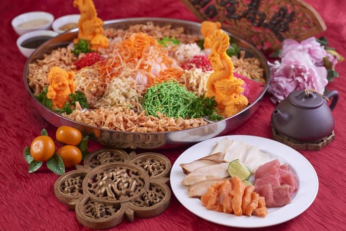 SPG Hotels in Malaysia Present Lavish Lunar New Year Celebrations