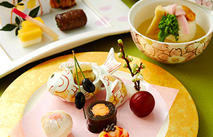 "Keio Plaza Hotel Tokyo Hosts ""Cherry Blossom Spring Fair"" Featuring Menus and Displays Based on the Theme of Cherry Blossoms"