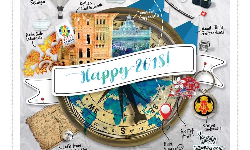 Issue 13.1 – Keep on Travelling in 2018