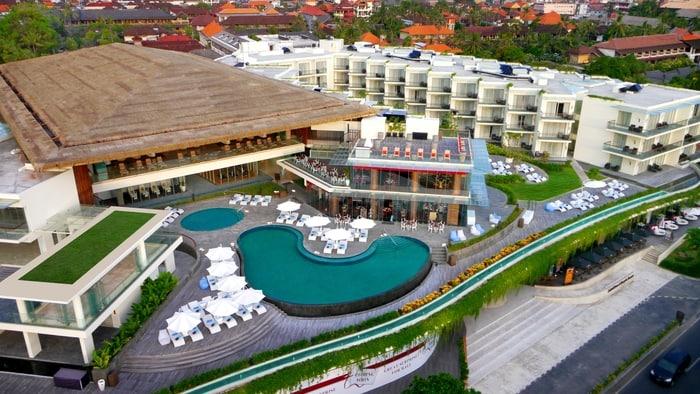Sheraton Bali Kuta Resort 8