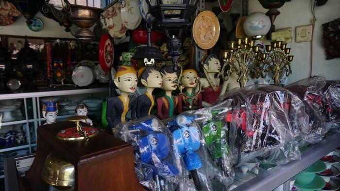 Triwindu Antique Market