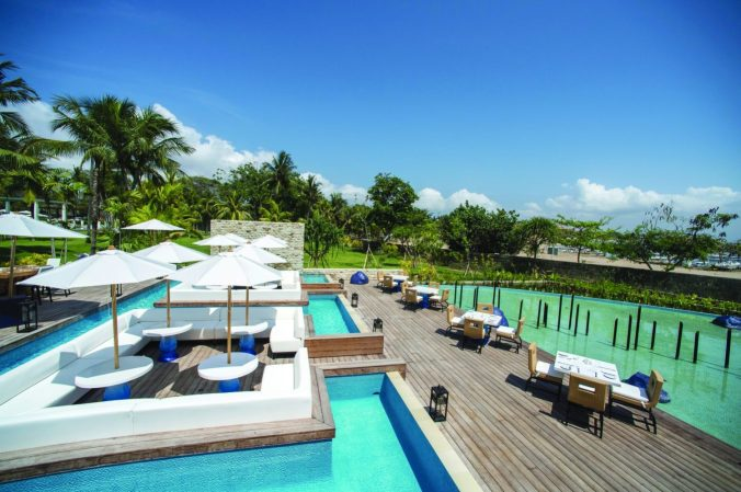 Club Med Bali: have been renovated to incorporate international and smart contemporary design that marries modernity with Balinese characteristics