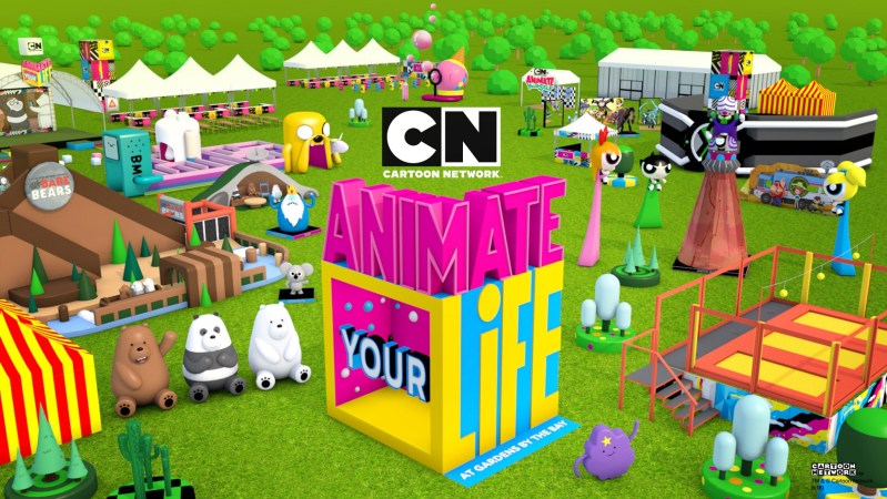 Get Animated with Cartoon Network in Singapore
