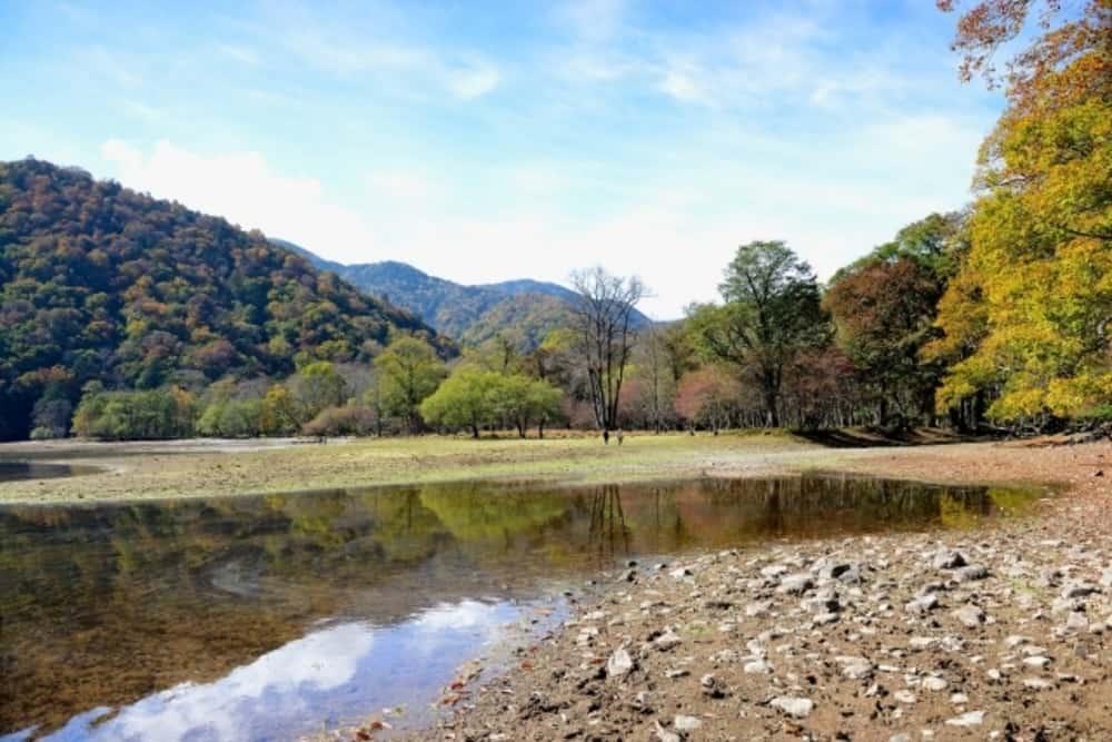 Lake Saino-ko