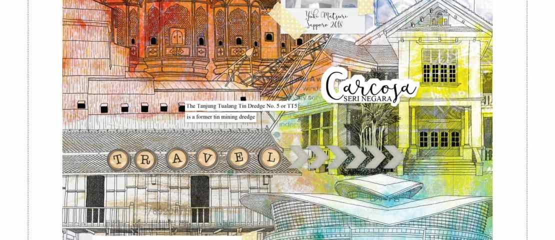 Issue 13.2 – To Travel is to Savour Life's Rewards