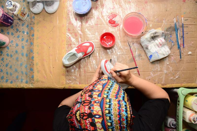 Selangor's Passion Expressed through Crafts from the Heart