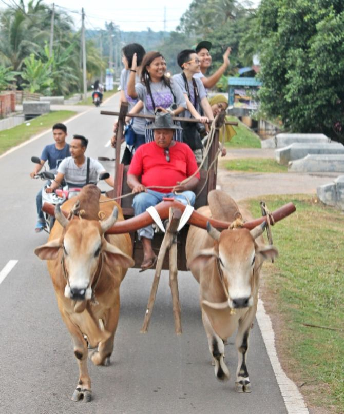 Warisan Kereta Melayu Tambak Bugis