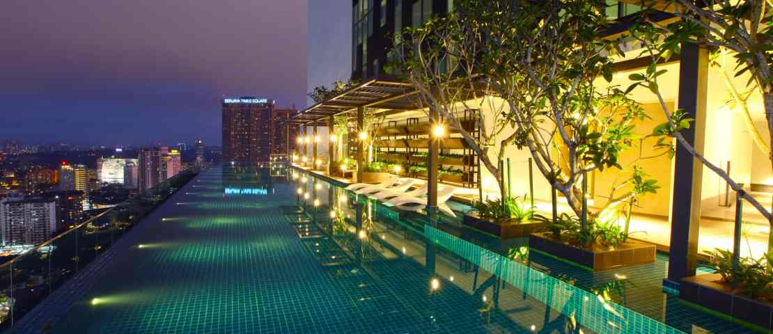 Tribeca Serviced Suites Bukit Bintang: A Home Away from Home