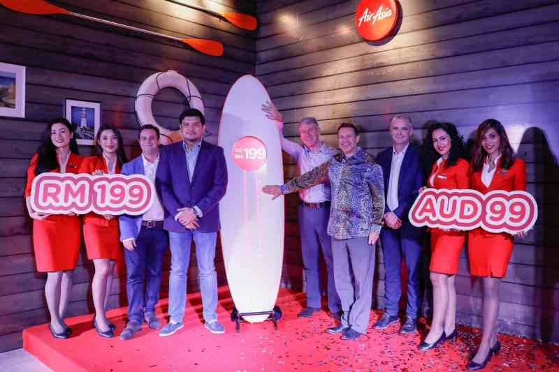 AirAsia to Transition its Melbourne Services to Avalon Airport