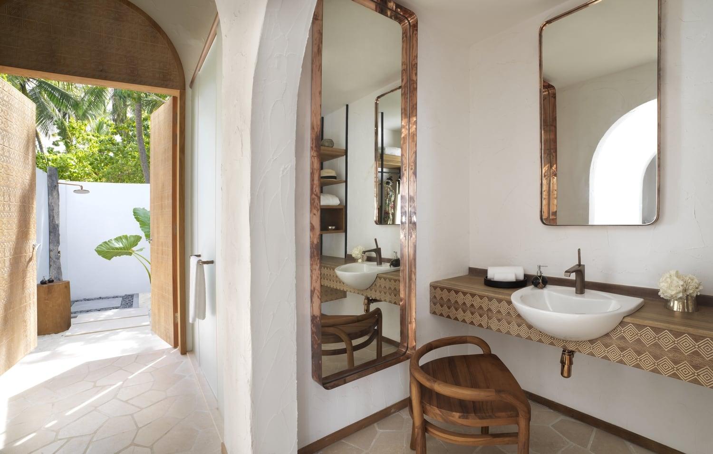 Beach Villa Premium Vanity Area