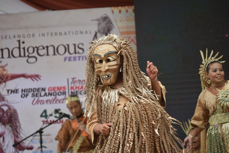 Selangor International Indigenous Art Festival 2018 Organized by Tourism Selangor Celebrating Its Fourth Year