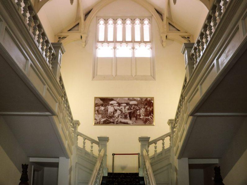 Carcosa Seri Negara is a museum located at Kuala Lumpur.