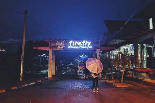 Kampung Kuantan Fireflies during ETW7