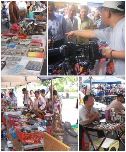 This flea market is located at Negeri Sembilan. (Photo from Website)