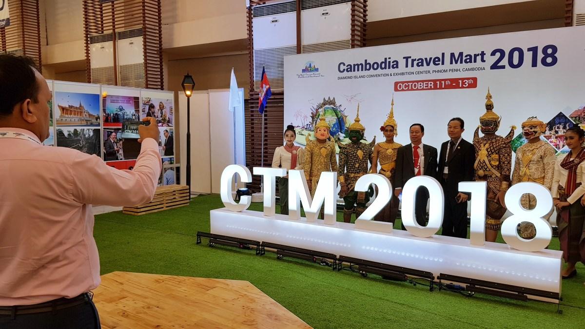 CTM 2018 Cements Cambodia's Position as Important Tourism Destination