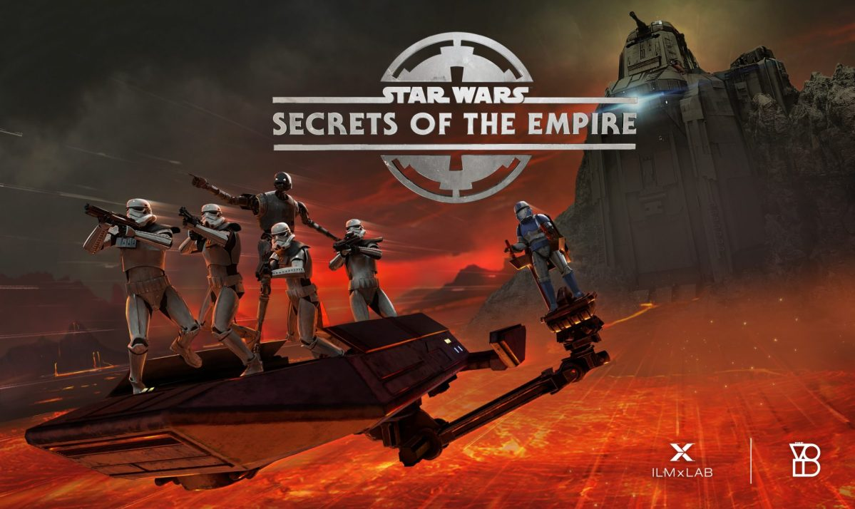 Star Wars™: Secrets of The Empire by ILMxLAB and The Void is Coming to Resorts World Genting
