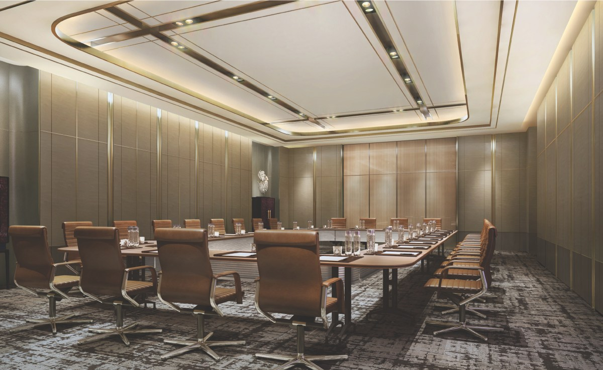 VP Luxury Landmark 81 Meeting Room