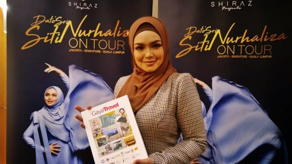 9 Places Every Fan of Siti Nurhaliza Should Know