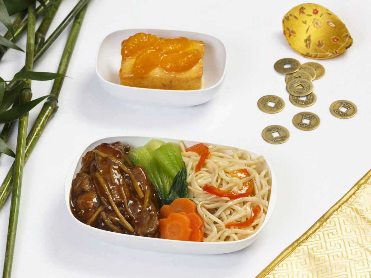 Emirates to Treat Passengers to Traditional  Lunar New Year Delights