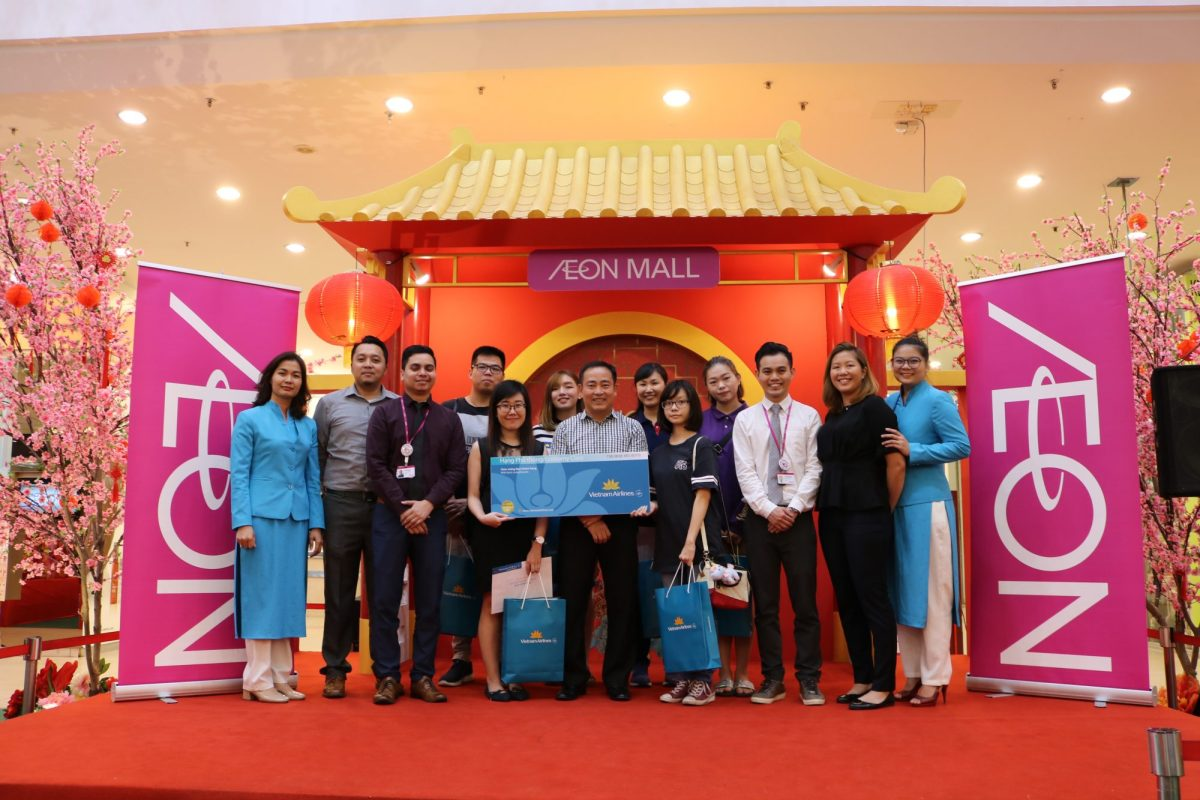 Play Augmented Reality Game, Win RM20,000 worth of Vietnam Airlines Tickets
