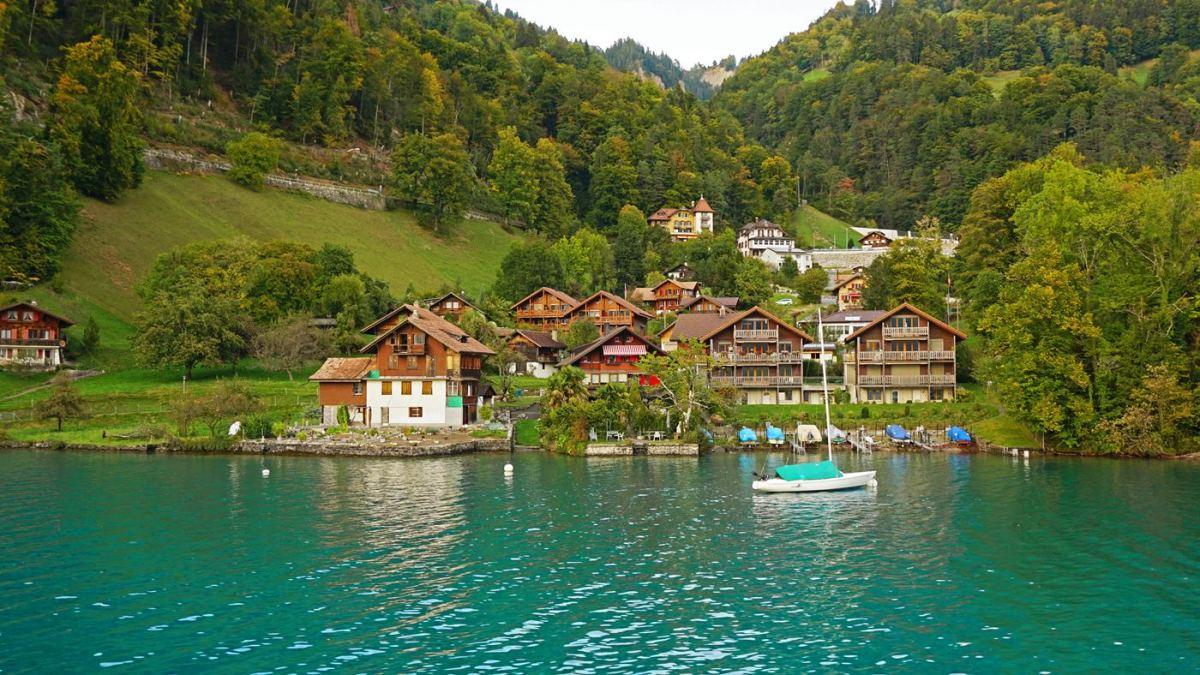 Lake Thun Cruise
