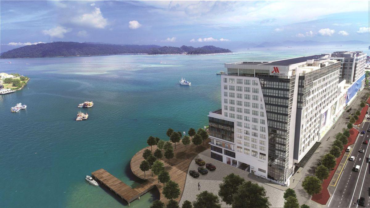 Kota Kinabalu Marriott Hotel – KK's Latest Bastion for those who Travel Brilliantly