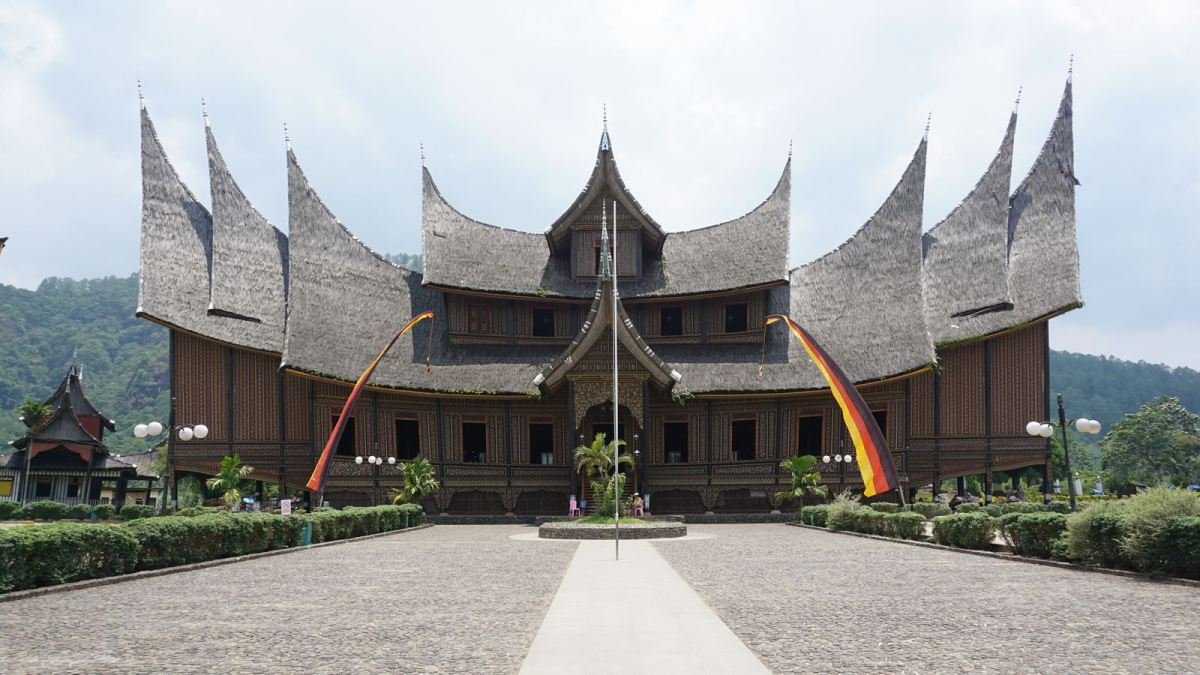 The Great Palace of Pagaruyung