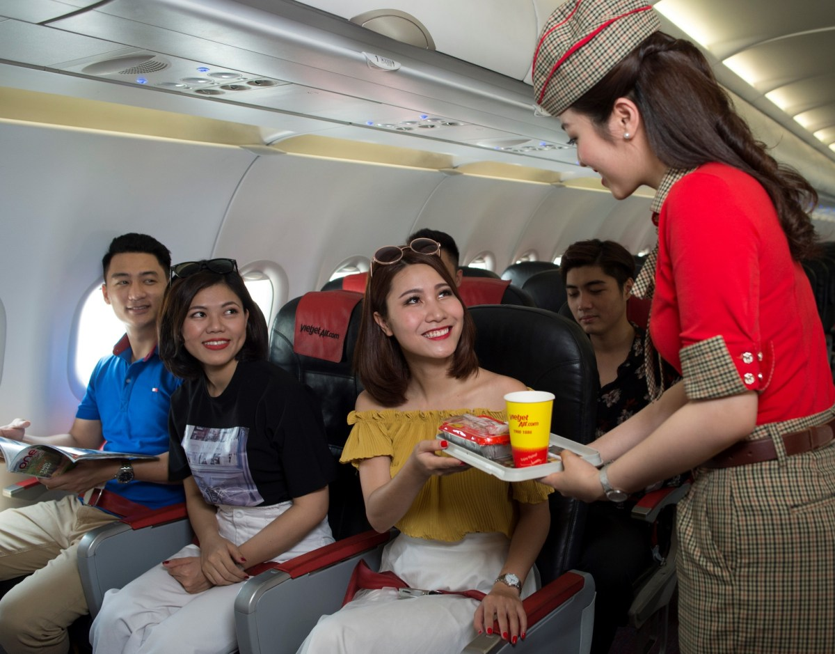 Vietjet Welcomes 3 New Domestic Routes from Can Tho 1.4 million Golden-hour Tickets Available from only MYR0