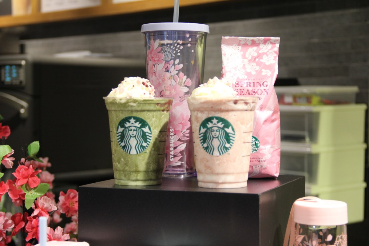 Capture Flavours in Bloom with New Springtime Favourites from Starbucks Malaysia