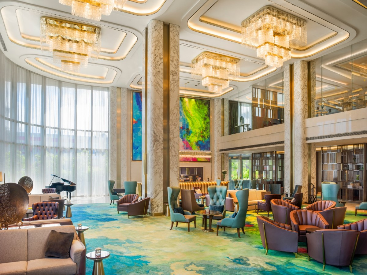 Introducing A New Icon Of Luxury In The Heart Of South Jakarta The InterContinental® Jakarta Pondok Indah