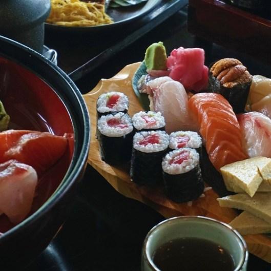 Fuji Assorted Sushi Platter