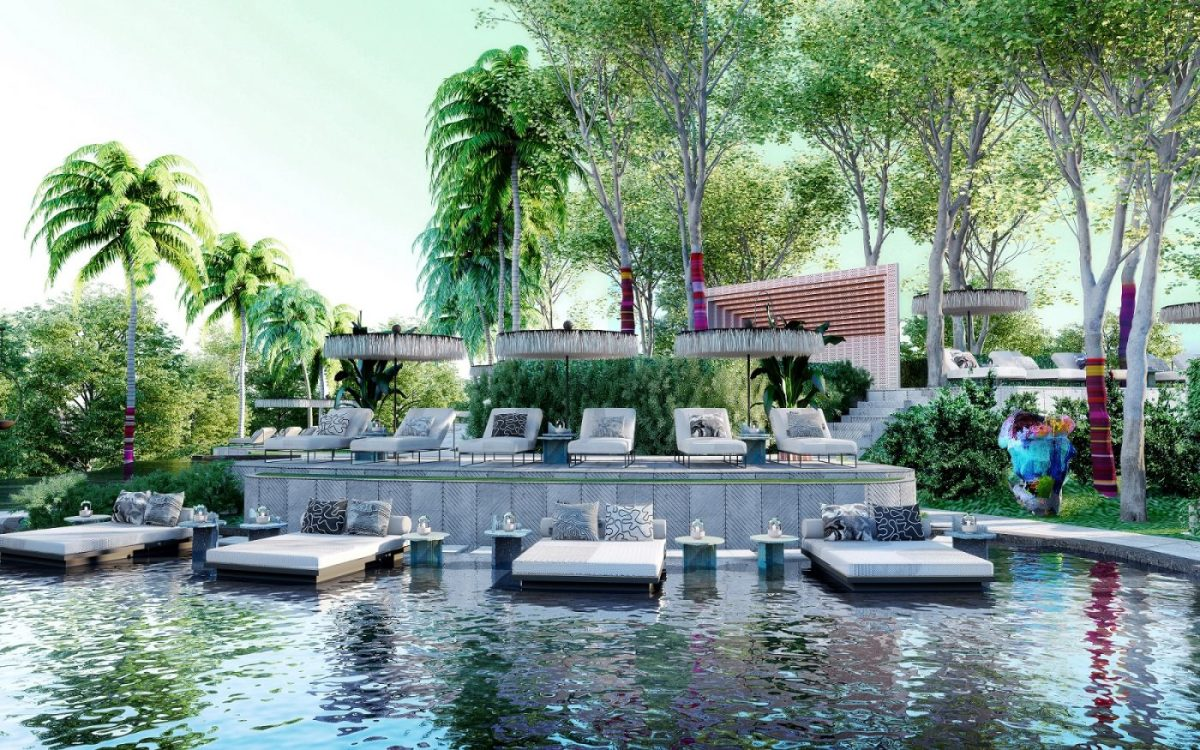 W Hotels Announces Second Lux Playground On The Island Of Bali: W Bali – Ubud