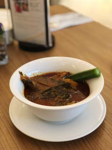 Asam Pedas (spicy and sour dish)