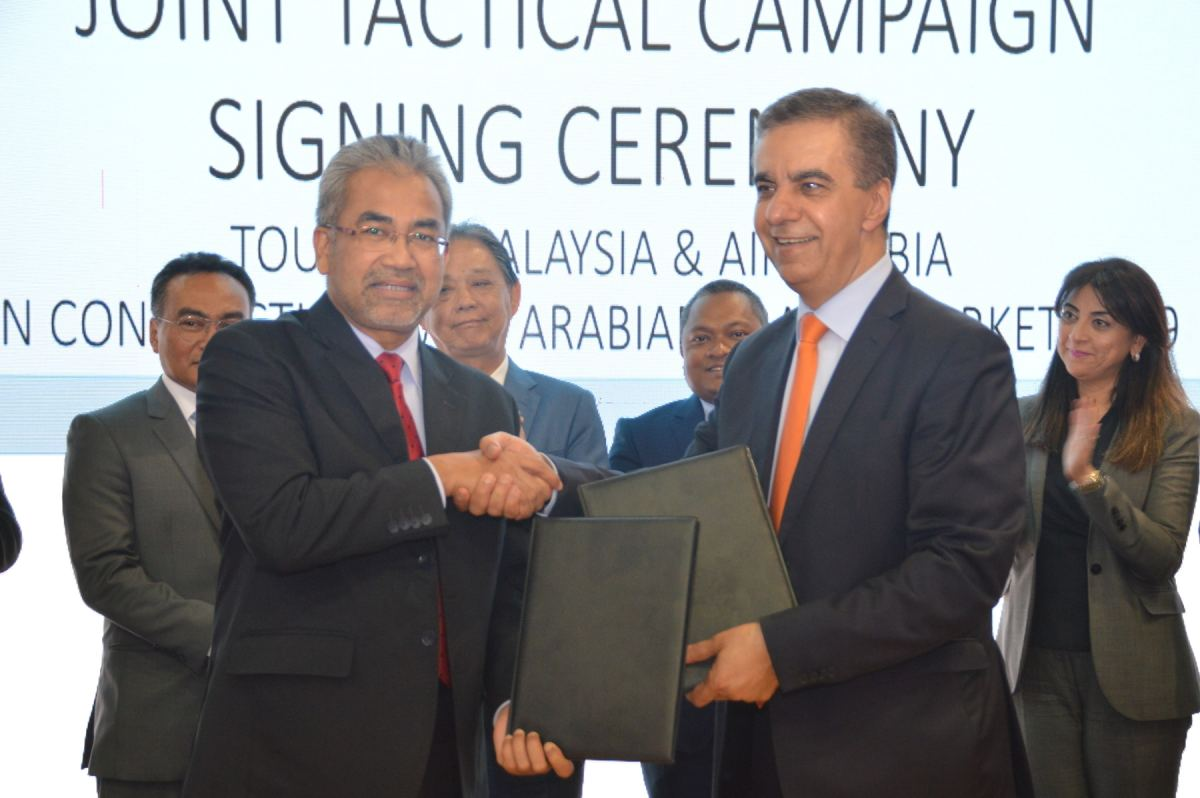 New Initiatives to Boost Middle East Arrivals in Malaysia