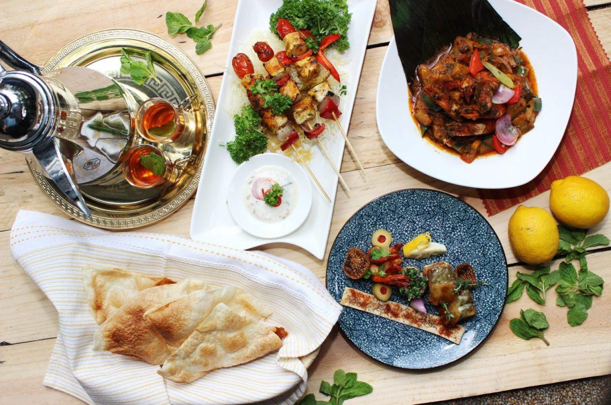 1001 Arabian Nights at Cinnamon Coffee House One World Hotel, Petaling Jaya 01 – 31 Jul 2019